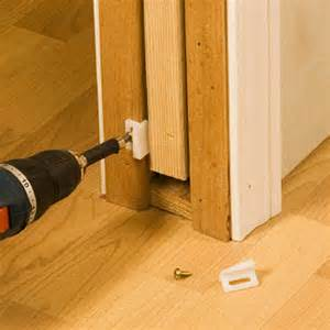 How To Adjust Frame Cabinet Hinges Installing A Pocket Door How To Install House Doors Diy