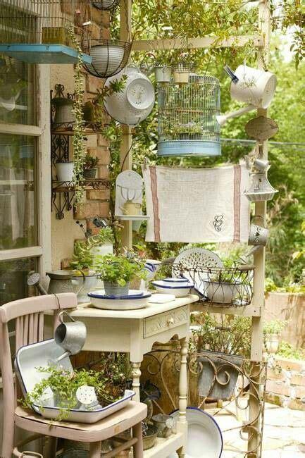 Garden Tool Rack Diy
