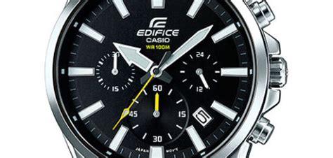 Casio Edifice Efv 510bl 1av edifice black blue white brown efv 510