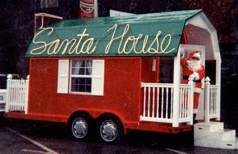santa house santa house schedule ponca post