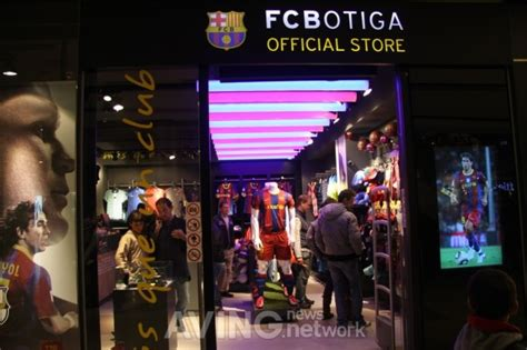 barcelona official store fcbotiga official store at maremagnum it has all of items