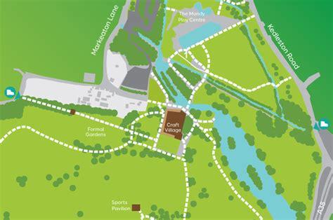 orangery craft village markeaton park parks