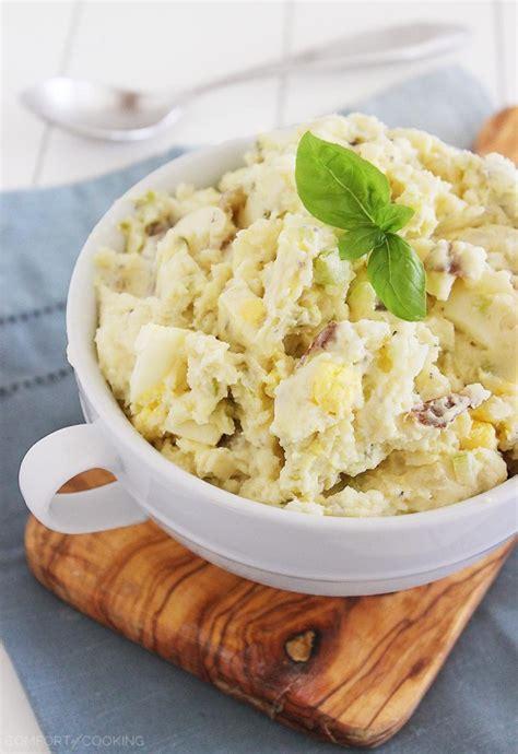 fatback and foie gras southern style potato salad recipe best southern potato salad