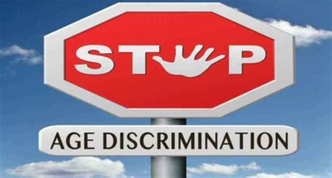 ageism in america discrimination against sln
