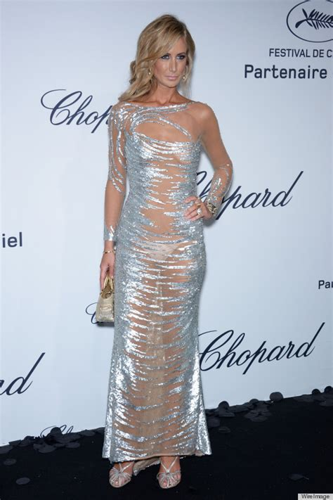 women in dresses without underclothes photos lady victoria hervey s sheer cannes dress fails to hide