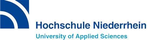 Bewerbung Hochschule Niederrhein Physiotherapieschule W 252 Rselen Studium Fortbildung Bachelor Studiengang