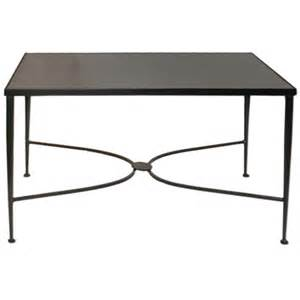 Black Iron Coffee Table Black Iron Coffee Table At 1stdibs