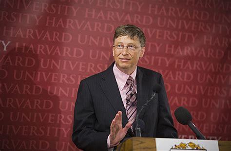 Mba Bill Gates Speech 7 b 224 i học kinh doanh trường harvard dạy bạn