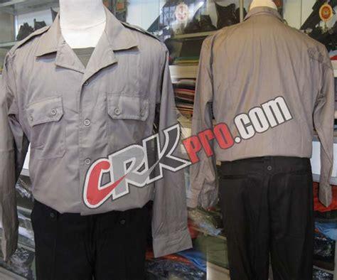 Emblem Baju Baret Polri baju polisi pakaian polri seragam perlengkapan dinas
