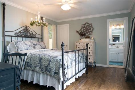 romantic french country master bedroom hgtv