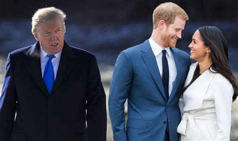 Are The Trumps Invited To The Royal Wedding