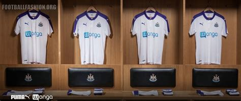 Jersey Newcastle United Away 2015 2016 newcastle united 2016 17 away and third kits