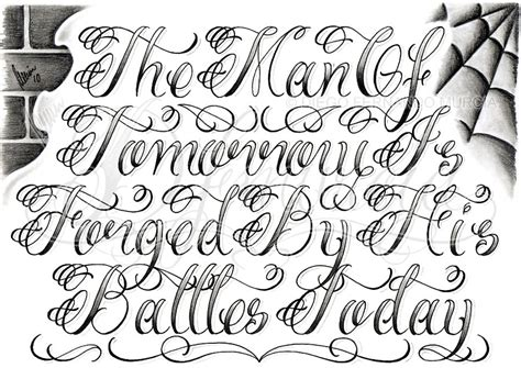 numbers writing tattoo designs the man of lettering by dfmurcia on deviantart