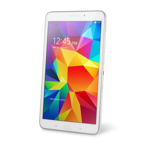 Samsung Tab 4 16 Gb samsung galaxy tab 4 sm t337a 16gb 8 quot tablet w wi fi at t 4g white 887276059259 ebay