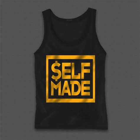 self made tank top vest by rick ross wehustle menswear