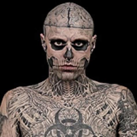 most tattooed man in the world a interesting makeup commercial with a