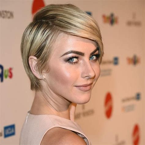 celebrity hairstyles short hairstyle guide best celebrity haircuts julianne hough pixie cut