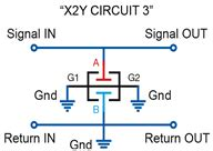 x2y capacitor layout x2y filter evaluation and pcb design guide