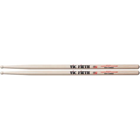 Handmade Drumsticks - vic firth american custom sd4 combo 171 drumsticks
