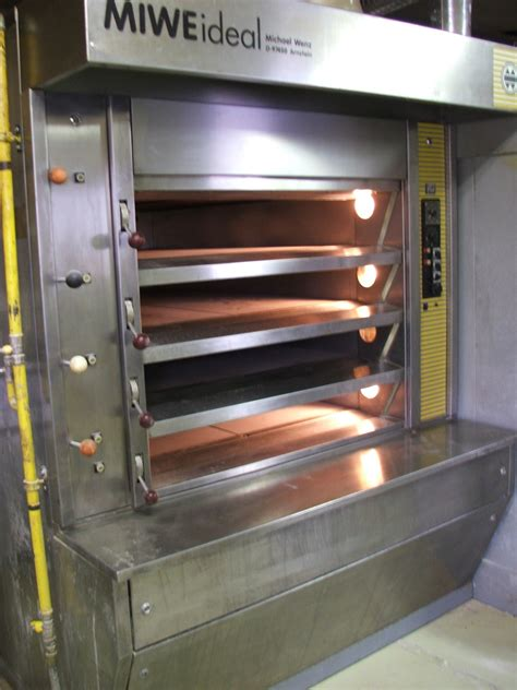 miwe ideal bakery oven exapro