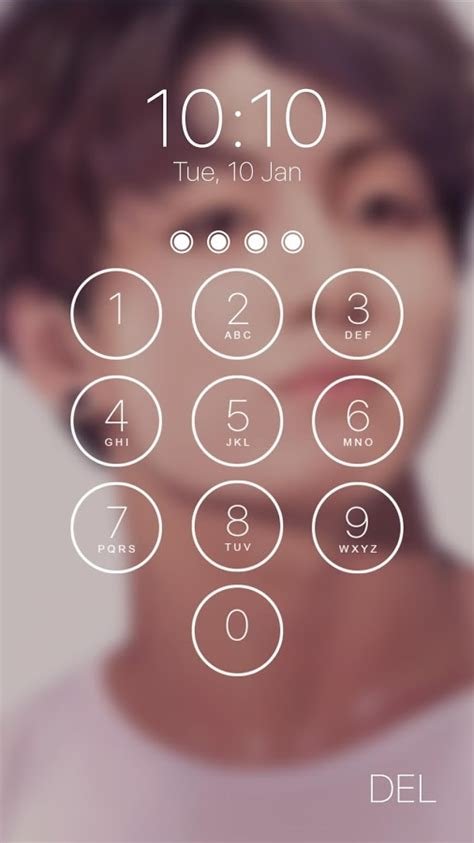 kpop pattern password kpop lock screen android apps on google play