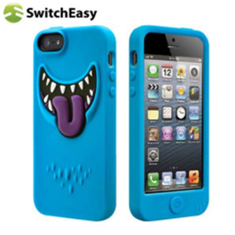 Pinlo Iphone 5 Slice 3 Transparent Blue Packing Rusak icases icases
