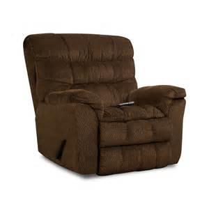simmons upholstery aegean heat rocker recliner
