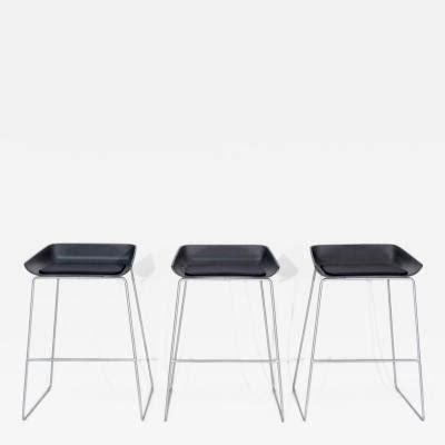 Steelcase Turnstone Scoop Stool by Antique Mid Modern And Modern Stools On Incollect