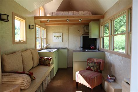 small home interior tiny house on wheels with indooroutdoor entertaining