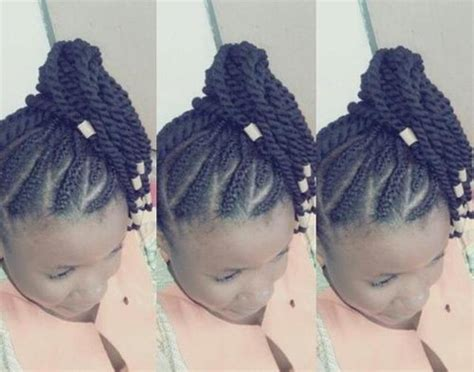 Simple Braided Hairstyles For Black by Simple Braided Hairstyles For Black Toddlers Hairstyles