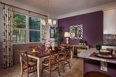 purple dining rooms purple dining room ideas to attract your family members