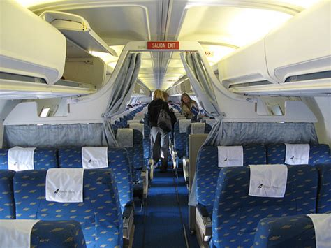 United Airlines 757 Interior by Airtravel Photos Inside Boeing 757 200