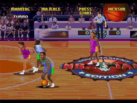 Mba Jam Tournament Edition by Nba Jam Tournament Edition 32x Rom