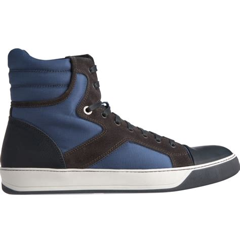 high top sneakers mens lanvin high top sneaker sneaker cabinet