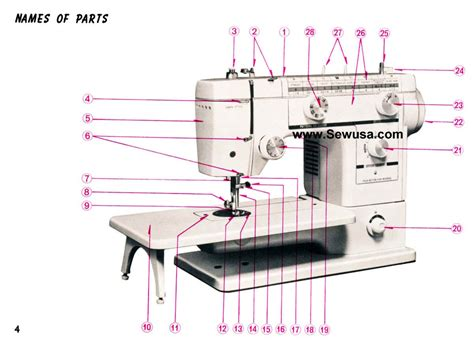 new home model 612 sewing machine manual