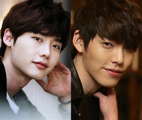 film lee jong suk dan kim woo bin fans rush to see lee jong suk and kim woo bin forcing