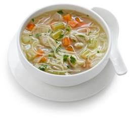 chicken noodle soup recipe dishmaps