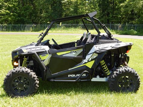 Rzr 1000 Lower Doors by Polaris Rzr Xp 1000 Lower Half Doors And Hinge Kit Axiom