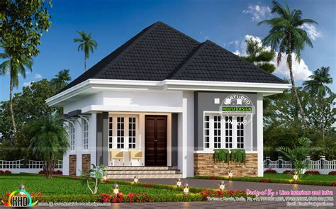 little house design cute little small house plan kerala home design and