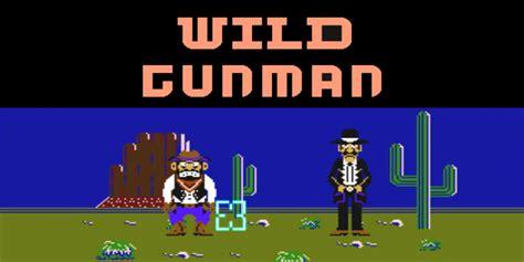 wild gunman nes games nintendo