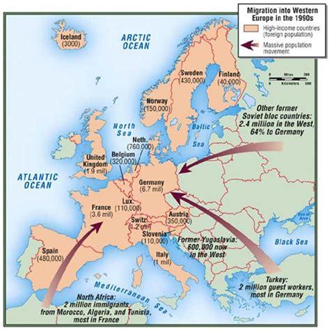 massinnvandringen hvor vil europeerne flykte frieord