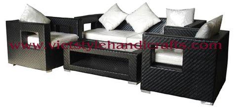 plastic sofa set price plastic rattan sofa set vsh pf53 54 poly