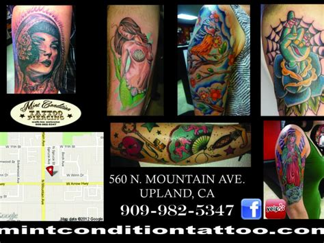 mint condition tattoo mint condition piercing specials claremont ca