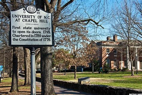 Unc Chapel Hill Mba In State Tuition by 22 Colleges That Offer Free Tuition For Students Thestreet