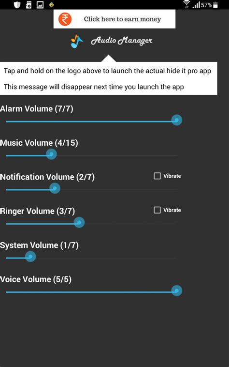audio manager hide it pro apk free audio manager pro android free hudigesscons s
