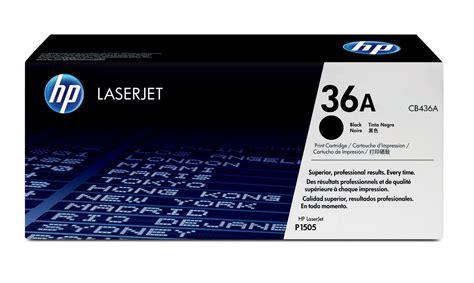 Hp Toner 36a original hp 36a black laser toner cartridge apexcartridge