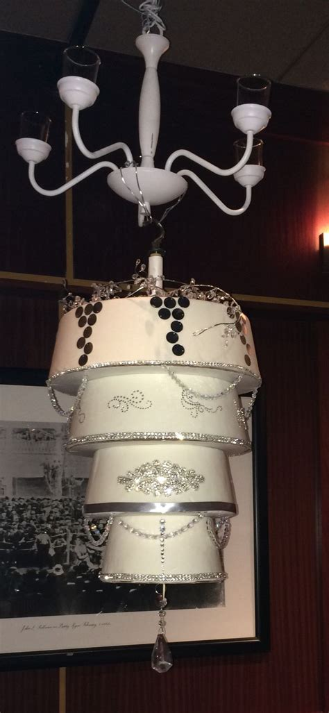 cake chandelier chandelier cake metal elemental