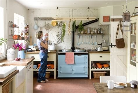 Hippie Kitchen by Hippie Kitchen Aga Stove To Die For