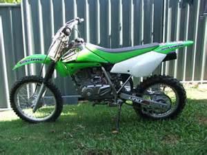 Kawasaki dirt bikes 125