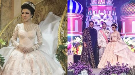 diakui oleh daily mail gaun pengantin rancangan indonesia ini jadi gaun paling popular di